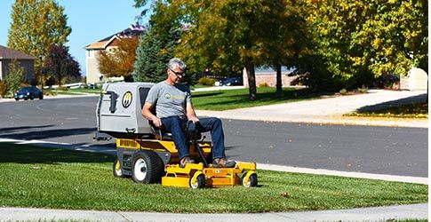 Produktneuheiten: Walker Mowers